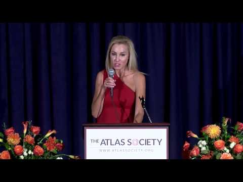Jennifer Grossman @ 2017 Atlas Society Gala
