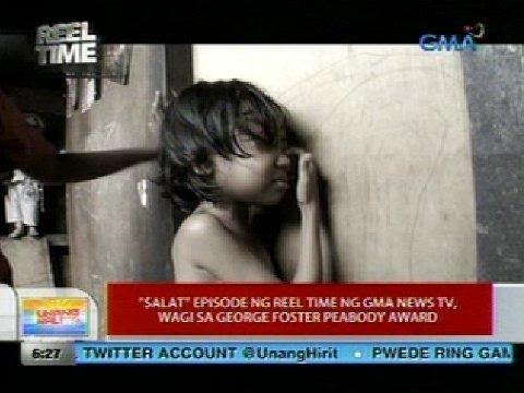 UB: 'Salat' episode ng Reel Time ng GMA News TV, wagi sa George Foster Peabody Award