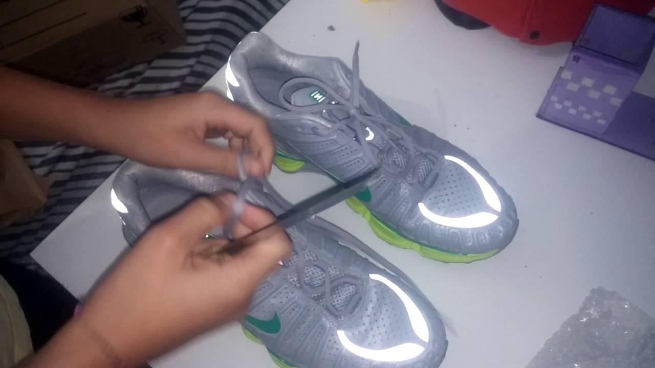 f89fc008b29 Nike shox tlx mais famoso 12 molas - YouTube
