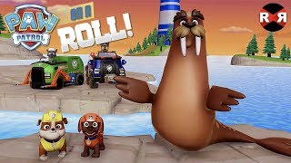 PAW Patrol: On a Roll! - SAVE THE BAY & WALLY THE WALRUS NEW RESCUE MISSION