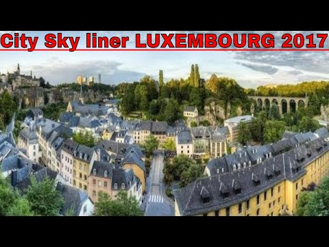 City Skyliner LUXEMBOURG 2017