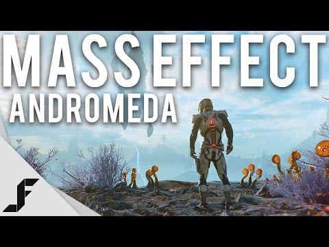 MASS EFFECT ANDROMEDA ULTRA - 4K 60FPS