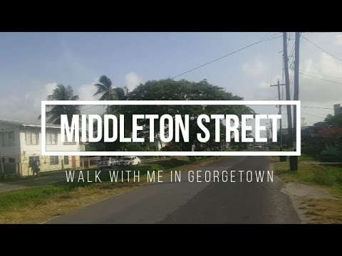 Middleton Street | Walk with me in Georgetown