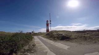 Borkum - Impressionen im April (13.-17.04. 2017)