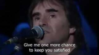 Watch Chris De Burgh Always On My Mind video