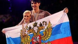 Блестящая победа Татьяна Волосожар и Максим Траньков выиграли золото олимпиады в Сочи 2014
