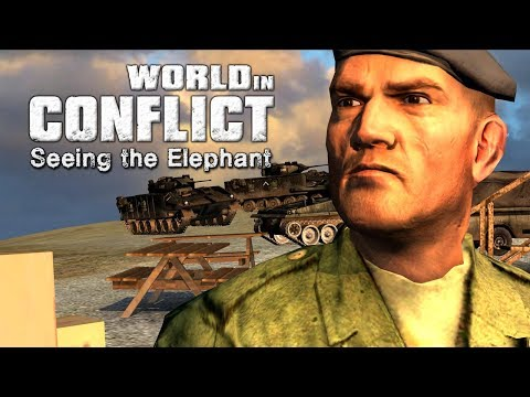 JKGP - PC - World in Conflict - part 9 (No Talking)