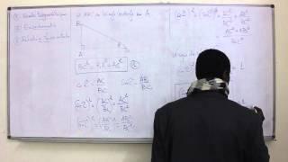 Cours - Troisième - Mathematiques : Exercice D'application - 2ème Partie