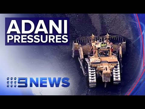 Adani Pressures Qld Government On Mine Approval | Nine News Australia