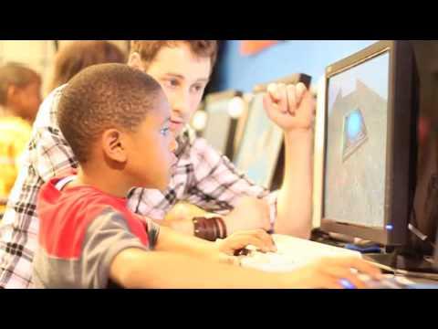 Educational Kids Video Game Design Class In VA Using Platinum Arts - Computer game design for kids