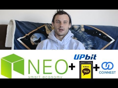 NEO Has Officially Arrived In Korea. Added to Coinnest. Bittrex and Upbit.com Partnership. Bullish!