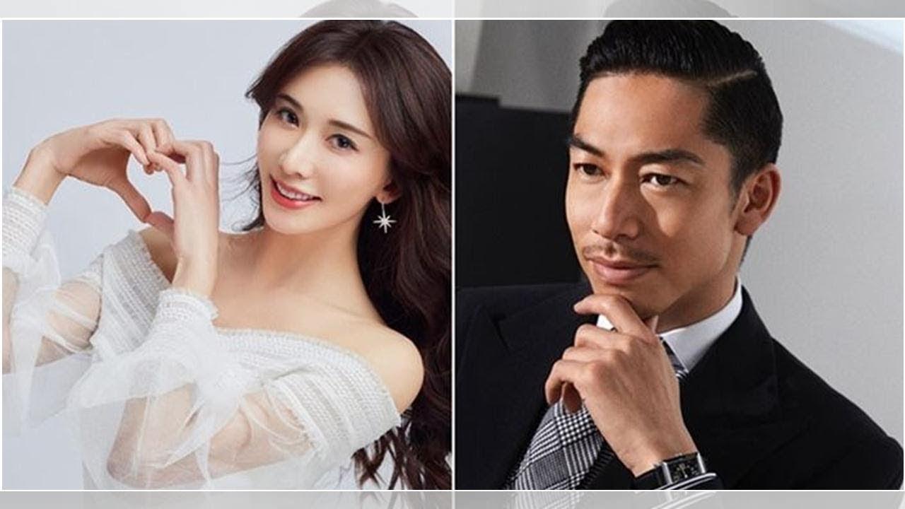 林志玲同丈夫三國語言溝通 夾雜「愛的肢體語言」 - YouTube