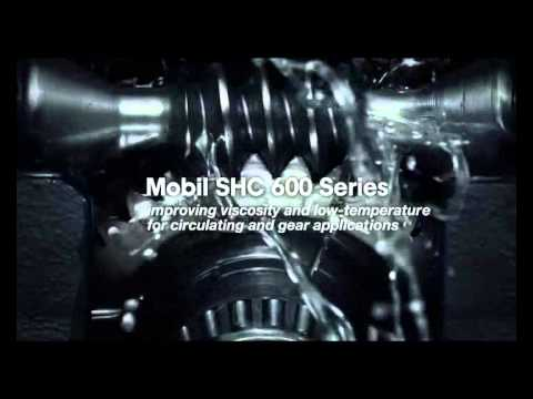 Mobil Industrial Lubricants' Energy Saving Products  Mobil SHC 600 Series and Mobil SHC Gear