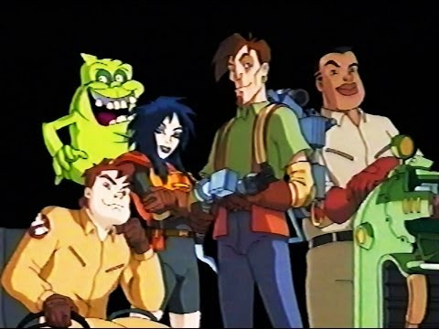 Extreme Ghostbusters HD Intro Mp3