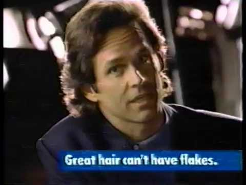1992 Head And Shoulders TV Commercial Featuring Gregory Harrison