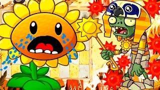 Игра - Растения Против Зомби 2 - смотреть прохождение от Flavios #