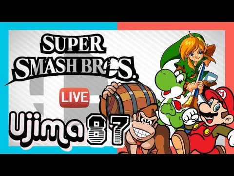 Super Smash Bros. Ultimate - Live Stream - (02.09.19) thumbnail