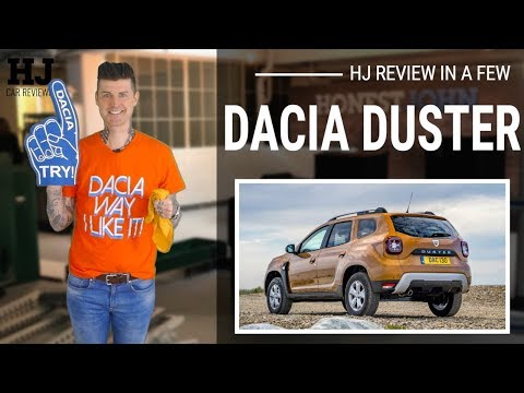 Car review in a few | 2019 Dacia Duster - amazing value...but is it too cheap?