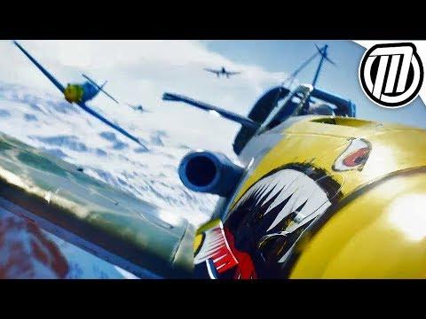 Battlefield 5: Next-Gen Graphics Realism! | No HUD 4K 60fps