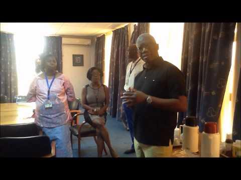 Hugues Kone Unfpa Wcaro: prend sa retraite après des années de bons et loyaux services