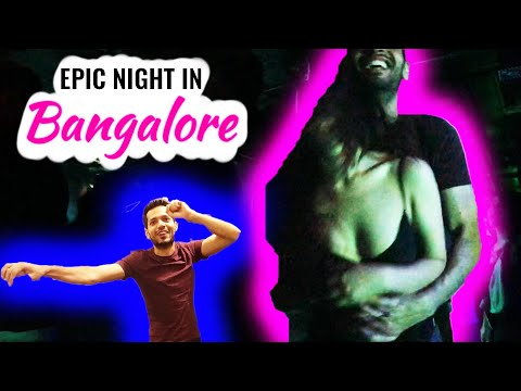Epic Night At The Best Club In Bangalore - Kshitij Sehrawat Vlogs (Episode 15)