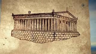 01 S01 Взрывая историю — Тайны Афинского Акрополя.