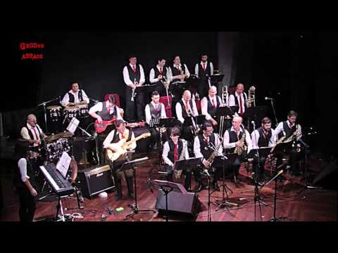 Hawaii 5-0 / The Groove Attack Big Band