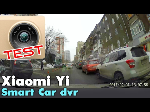 Обзор и тест автомобильного видеорегистратора и радар