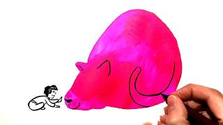 Big Pink Cat - Tita Berredo