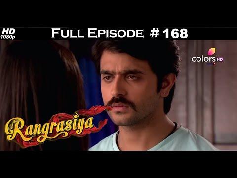 Rangrasiya - Full Episode 168 - With English Subtitles