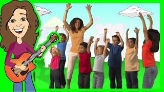 Play With Me, Sing Along! Children's Movement Song | Marching Song | Patty Shukla