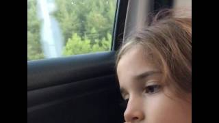 Tatil Vlog 1 Antalya Yolculuk Ecrin Su Çoban