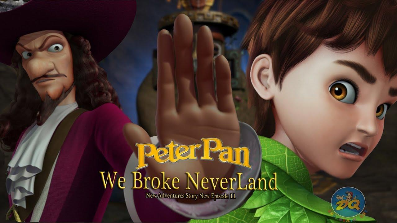 Download Peter pan Season 2 Episode 11 We Broke NeverLand  | Cartoon |  Video | Online
