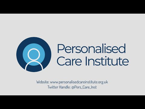 The Personalised Care Institute Live Event