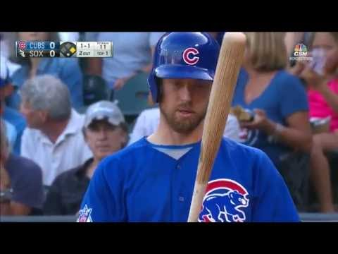July 25, 2016-Chicago Cubs vs. Chicago White Sox