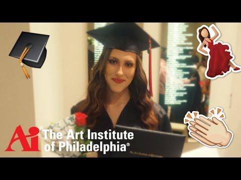 VLOG: Graduation | The Art Institute of Philadelphia