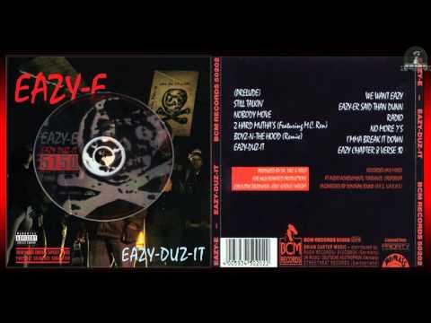 Eazy-E - Eazy-Duz-It / DOWNLOAD (R.I.P)