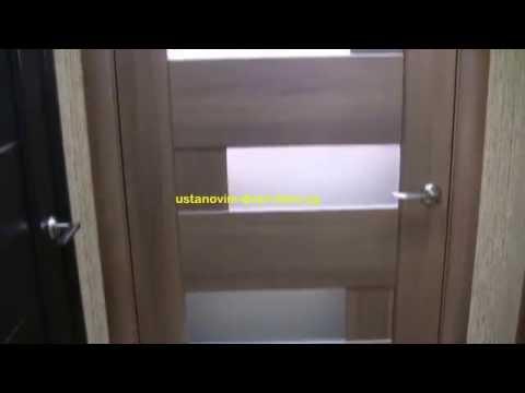 Межкомнатные двери новый стиль модель Пиана