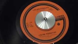 (instr.) LOUISE FORESTIER - Les Montréalais - 1973 - GAMMA