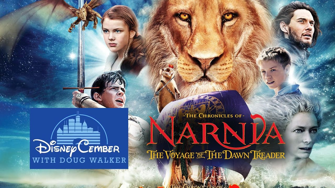 DisneyCember: The Dawn Treader