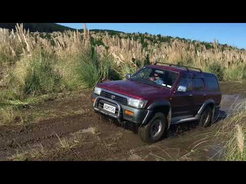 New Zealand Auckland Wood Hill Polaris 4wd Park Off Road Experience 在新西兰体验越野车
