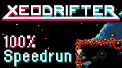 Xeodrifter - 100% Walkthrough & Speedrun Achievement