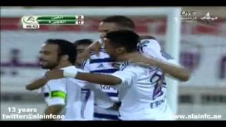 Magnifique but Jirès Kembo Ekoko - Al Ain ( 4-0)