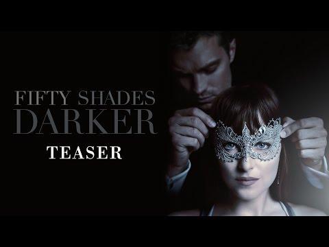Difunden primer teaser y poster de secuela de 50 Sombras de Grey