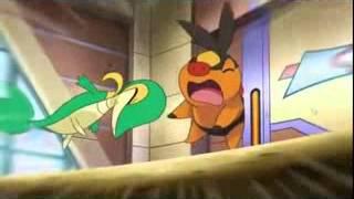 pokemon black and white rival destines Ash vs suwama
