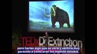 Científico Evolucionista Hendrik Poinar. Resucitando al Mamut. ATEÍSMO.