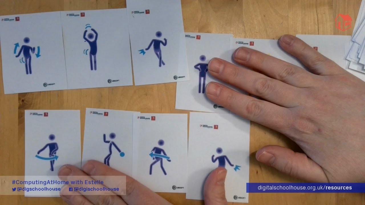 Download Just Dance with the Algorithm, Part 2 - Live workshop - Computing at home with Digital Schoolhouse