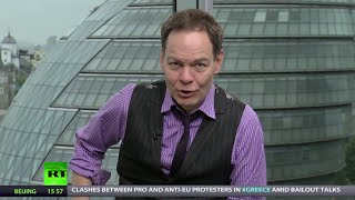 Keiser Report: Bring Austerity to Bankers! (E774)