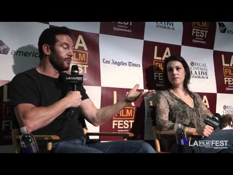 2012 LA FILM FEST - Actors Coffee Talk with Jason Isaacs, Melanie Lynskey & Illeana Douglas