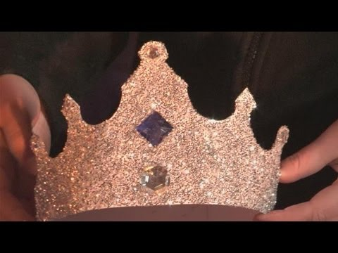 How To Make A Jubilee Crown